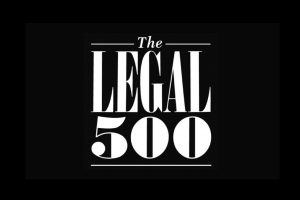 LEGAL 500 2018 highlights Cavaleiro & Associados for Corporate Finance and Public Law