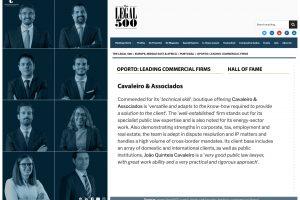 Cavaleiro&Associados Legal 500-09