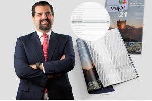 """Pedro Seixas Silva, Advogado da Cavaleiro & Associados - Sociedade de Advogados R.L., foi nomeado para """"Portugueses de Valor"""" 2021."""