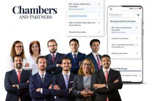 Cavaleiro e Associados - Destaque Chambers and Partners