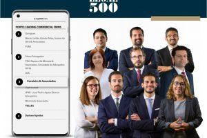 Cavaleiro e Associados - The Legal 500  RANKINGS