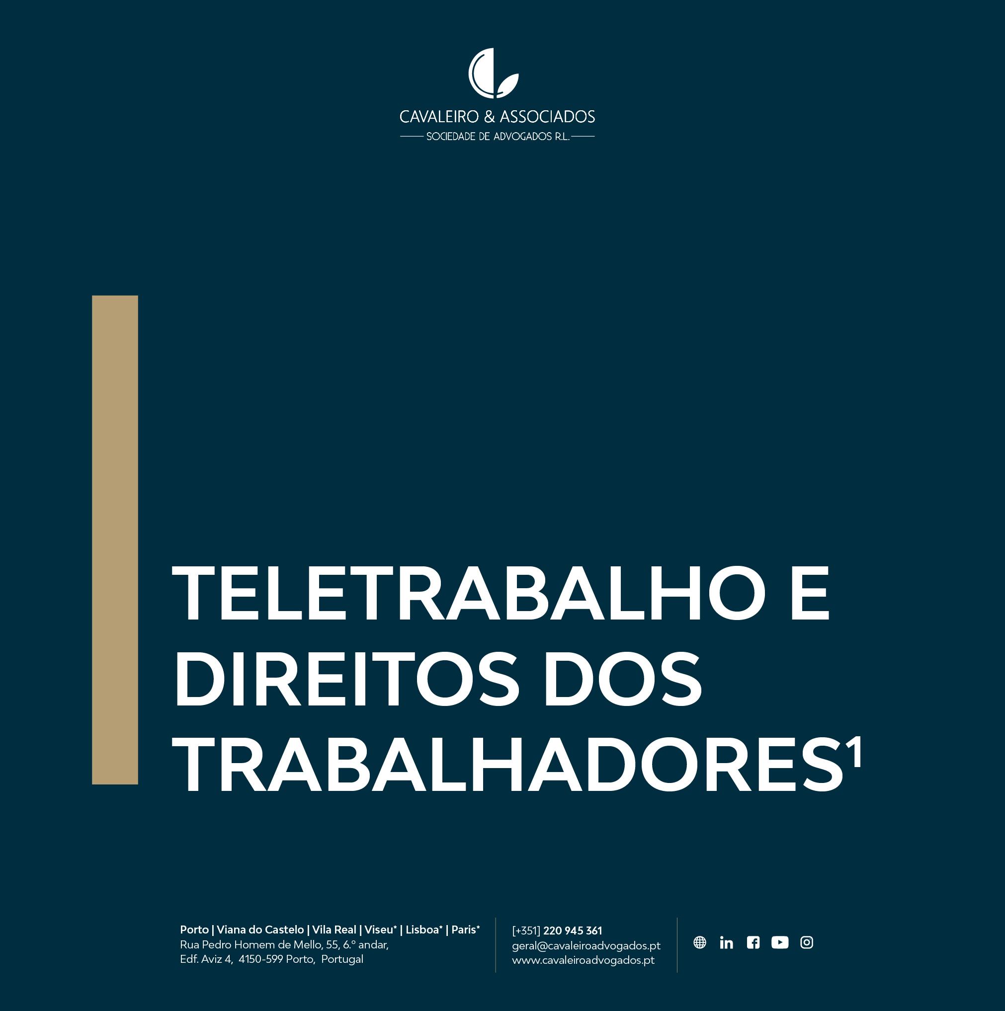 Teletrabalho e Direitos dos Trabalhadores