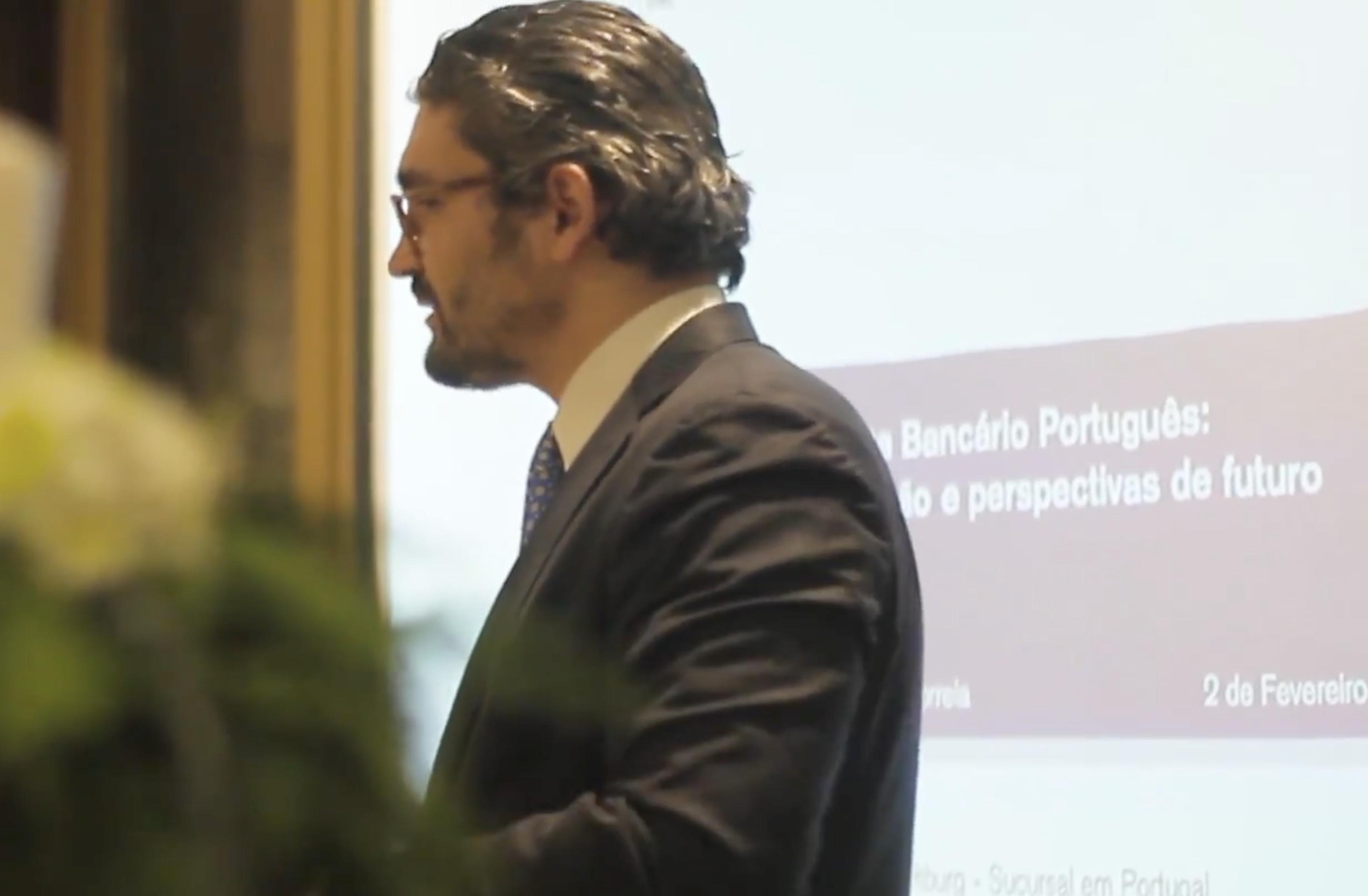 Jantar debate – O sistema Bancário Português: Consolidação e perspectivas de Futuro