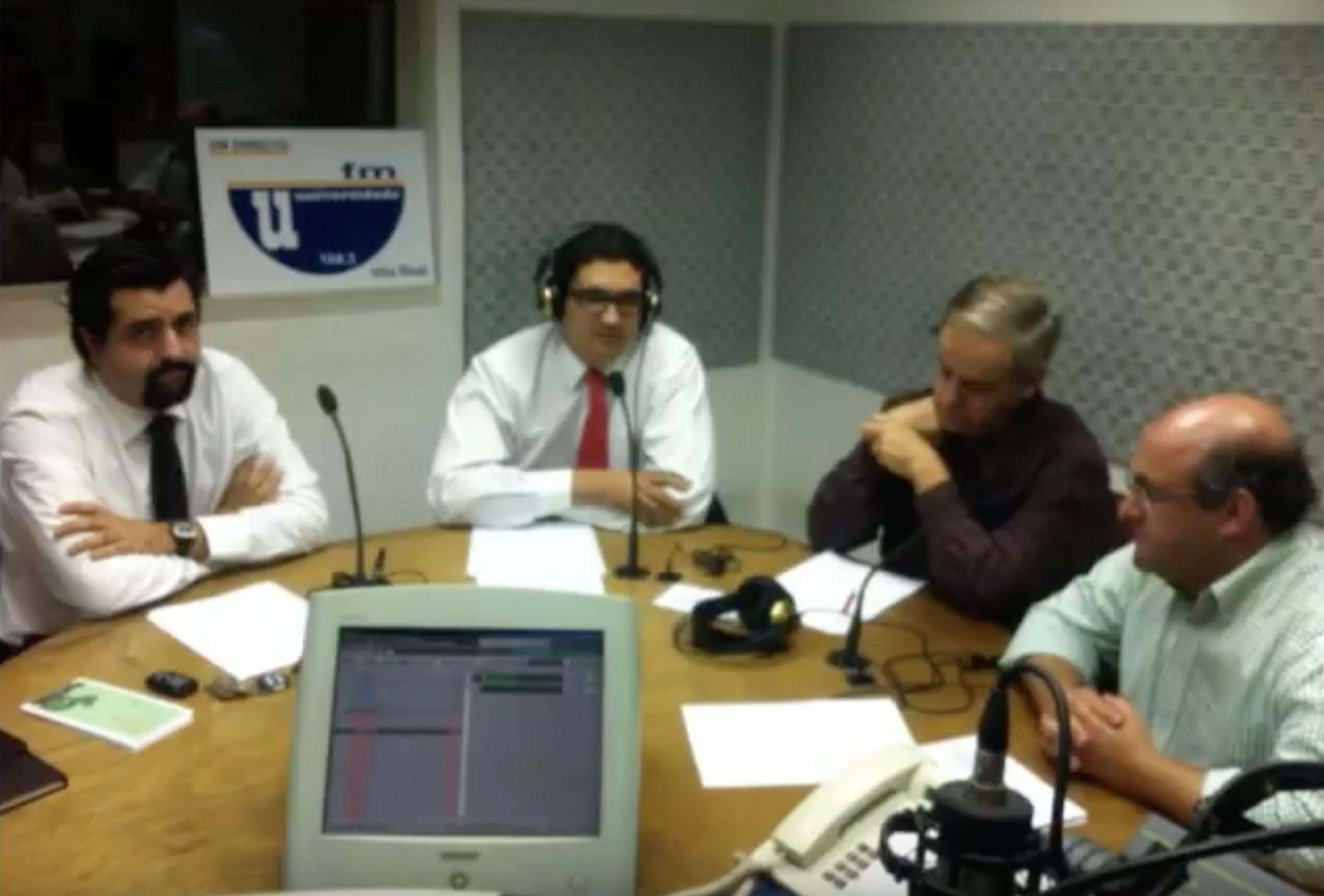 Apresentação de Ciclo de debates Portugal e os caminhos do futuro