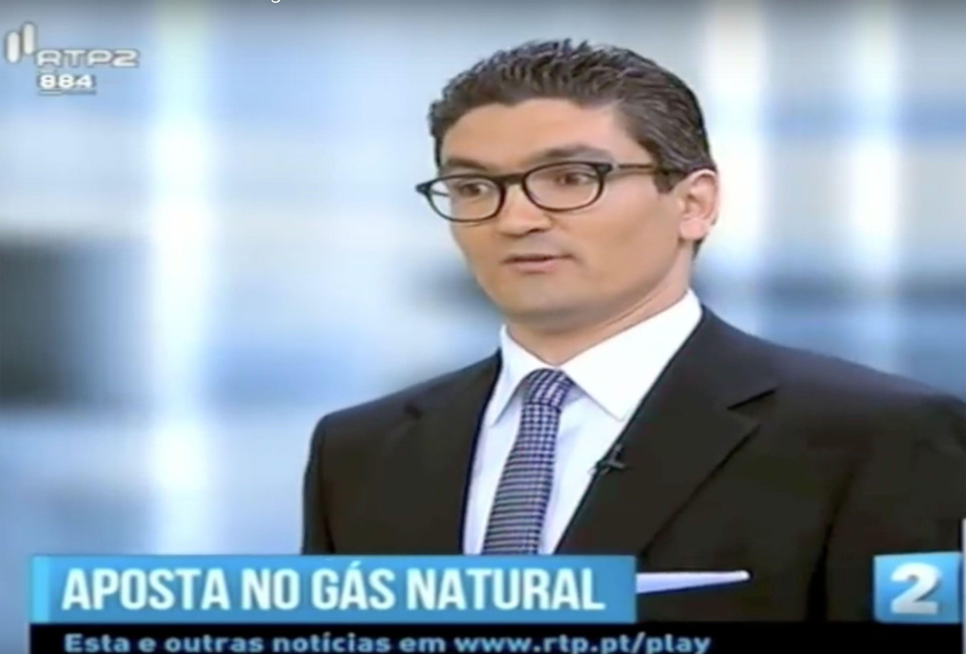 Gás Natural Uma nova Energia no Mobilidade na RTP