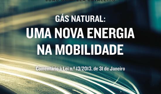 2.ª Edição do livro Gás Natural, uma nova energia na mobilidade