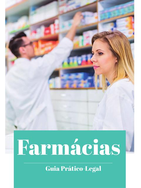 Farmácias guia prático-legal